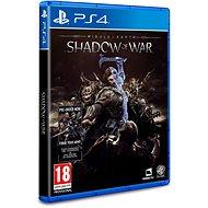 Middle-earth: Shadow of War - PS4 - Konsolenspiel