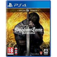 Kingdom Come: Deliverance - PS4 - Konsolenspiel