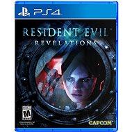 Resident Evil: Revelations - PS4 - Konsolenspiel