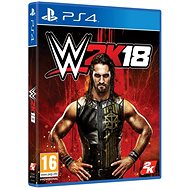 WWE 2K18 - PS4 - Konsolenspiel