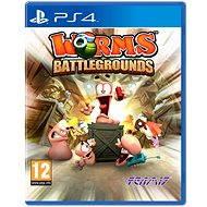 Worms Battlegrounds - PS4 - Konsolenspiel