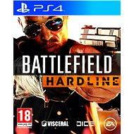Battlefield Hardline - PS4 - Konsolenspiel