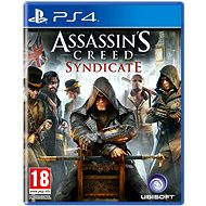 Assassins Creed: Syndicate CZ - PS4 - Spiel für die Konsole