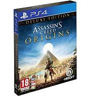 Assassins Creed Origins Deluxe Edition + Schal - PS4 - Spiel für die Konsole