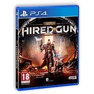 Necromunda: Hired Gun - PS4 - Konsolenspiel