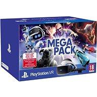 PlayStation VR Mega Pack für PS4 (PS VR + Kamera + 5 Spiele) - VR-Brille