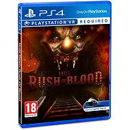PS4 - Until Dawn: Rush of Blood - Konsolenspiel