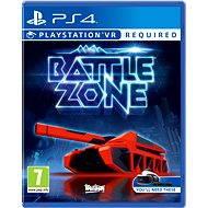 Battlezone - PS4 VR - Konsolenspiel