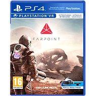 Farpoint - PS4 VR - Konsolenspiel