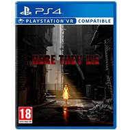 Here They Lie - PS4 VR - Konsolenspiel