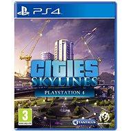 Cities Skylines - PS4 - Spiel für die Konsole