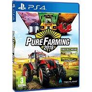 Pure Farming 2018 - PS4 - Spiel für die Konsole