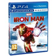 Marvels Iron Man VR - PS4 VR - Konsolenspiel