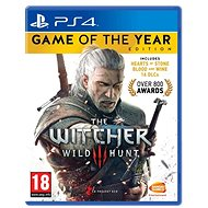 The Witcher 3: Wild Hunt - Game of the Year Edition - PS4 - Konsolenspiel