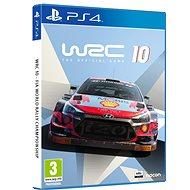WRC 10 The Official Game - PS4 - Konsolenspiel