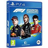 F1 2021 - PS4 - Konsolenspiel