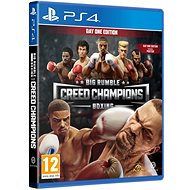 Big Rumble Boxing: Creed Champions - Day One Edition - PS4 - Konsolenspiel