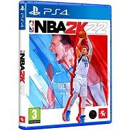 NBA 2K22 - PS4 - Konsolenspiel
