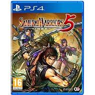 Samurai Warriors 5 - PS4 - Konsolenspiel