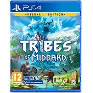Tribes of Midgard: Deluxe Edition - PS4 - Konsolenspiel