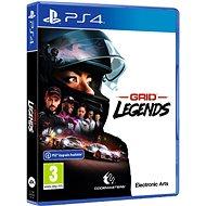 GRID LEGENDS - PS4 - Konsolenspiel