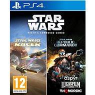 Star Wars Racer and Commando Combo - PS4 - Konsolenspiel