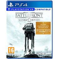 Star Wars: Battlefront Ultimate Edition- PS4 - Konsolespiel