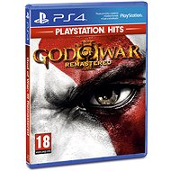 PS4 - God of War III Remaster Anniversary Edition - Konsolenspiel