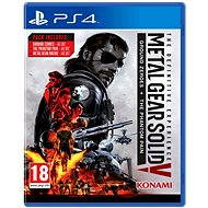Metal Gear Solid 5: The Phantom Pain Definitive Experience - PS4 - Konsolenspiel