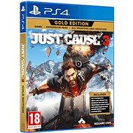 Just Cause 3 Gold - PS4 - Konsolenspiel