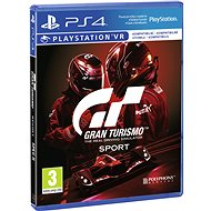 Gran Turismo Sport – Spec II - PS4 - Konsolenspiel