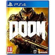 PS4 - DOOM D1 Edition - Spiel für die Konsole