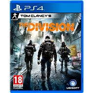 Tom Clancy's The Division - PS4 - Konsolenspiel