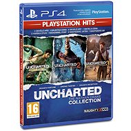 Uncharted : The Nathan Drake Collection - PS4 - Konsolenspiel