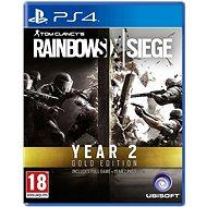 Tom Clancy's Rainbow Six: Siege Gold Season 2 - PS4 - Spiel für die Konsole