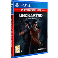 Uncharted: The Lost Legacy - PS4 - Spiel für die Konsole