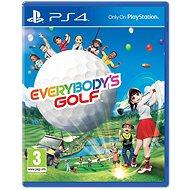 Everybody's Golf - PS4 - Spiel für die Konsole