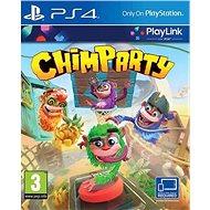 Chimparty - PS4 - Konsolenspiel