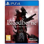 Bloodborne GOTY edition - PS4 - Spiel für die Konsole