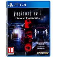 Resident Evil Origins Collection - PS4 - Konsolenspiel
