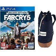 Far Cry 5 Deluxe Edition + Original Rucksack - PS4 - Spiel für die Konsole