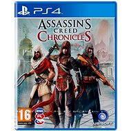 Assassins Creed Chronicles CZ - PS4 - Konsolenspiel