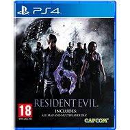 Resident Evil 6 HD - PS4 - Konsolenspiel