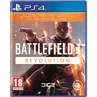 Battlefield 1 Revolution - PS4 - Konsolenspiel