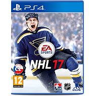 PS4 Spiel - NHL 17 - Spiel für die Konsole