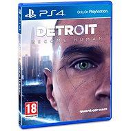 DETROIT Become Human - PS4 - Konsolenspiel