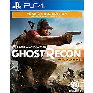 Tom Clancys Ghost Recon: Wildlands Gold Edition Year 2 - PS4 - Konsolenspiel