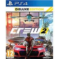 The Crew 2: Deluxe Edition - PS4 - Spiel für die Konsole