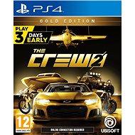 Die Crew 2 Gold Edition - PS4 - Konsolenspiel