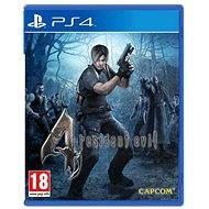 Resident Evil 4 - PS4 - Konsolenspiel
